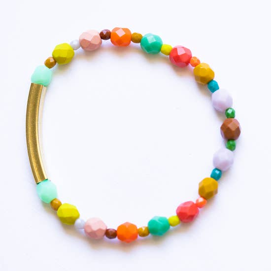 NEST PRETTY THINGS COLORFUL BRACELET