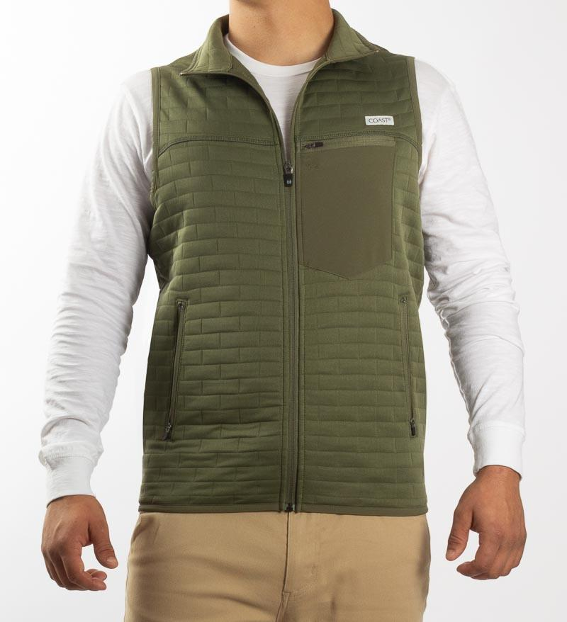 COAST THE FOREDECK VEST