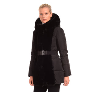 PATTY KIM BODY WARMER COAT