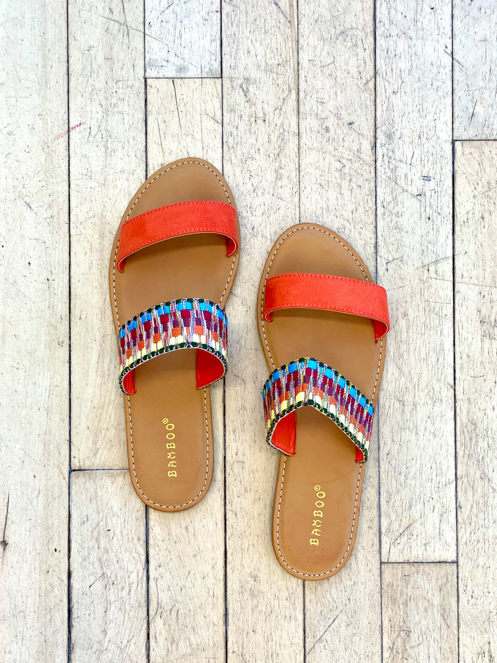 LSS TWO STRAP CASUAL SANDALS