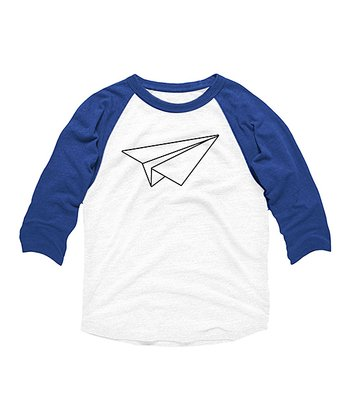 NEXT APPAREL PAPER AIRPLANE T-SHIRT