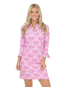 CHELSEA GUNN POLO DRESS