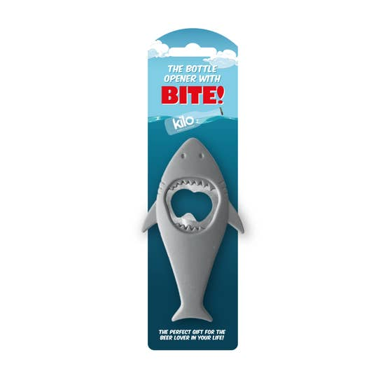 KITCHEN INNOVATIONS SHARK BOTTLE OPENER