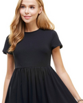 TCEC BABYDOLL DRESS