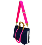 CANVAS CLOVER MANHATTEN TOTE