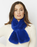 JAYLEY FAUX FUR SCARF