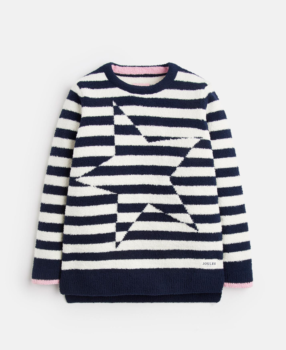 JOULES ARTWORK CHENILLE JUMPER