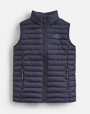 JOULES CROFTON QUILTED VEST