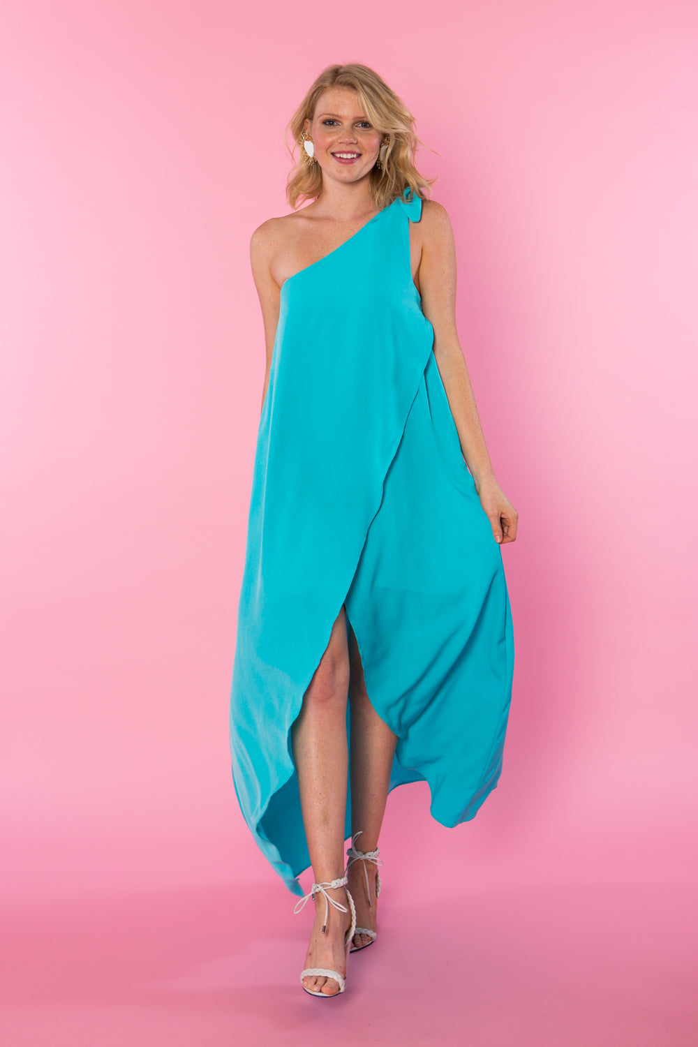 CROSBY SASHA MAXI DRESS