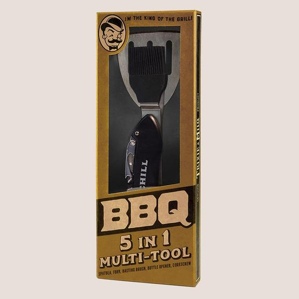 TRIXIE AND MILO BBQ 5-IN-1 MULTI TOOL