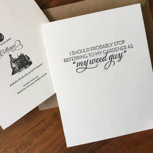 ALICE LOUISE PRESS CARDS