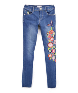 FREESTYLE REVOLUTION FLORAL DENIM