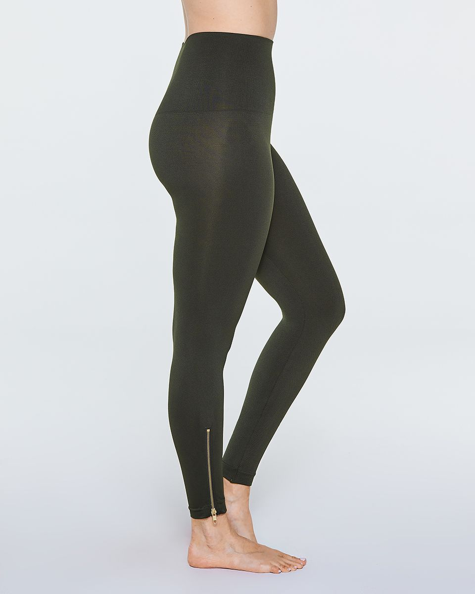 SPANX SEAMLESS SIDE ZIP