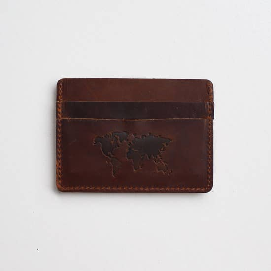 FLINT LEATHER CO. ULTRA SLIM WALLET