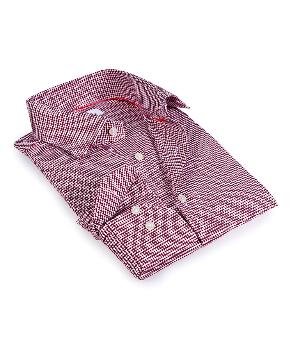 LEVINAS MENS LONG SLEEVE BUTTON UP
