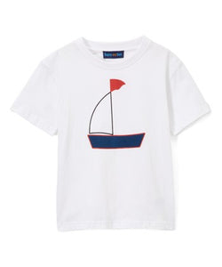 SOPHIE AND SAM SAILBOAT CREWNECK