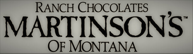 Montana Made Martinsons Candy Caramels Chocolate