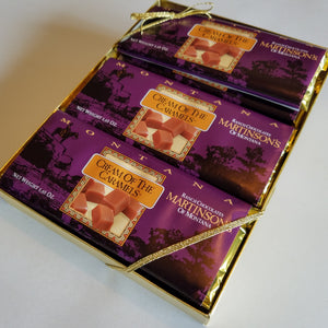 I. Cream of the Caramel Candy Bars (9-pack)