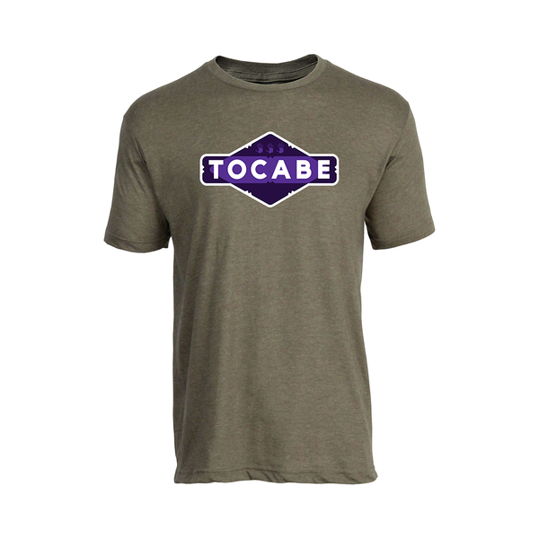 Tocabe Heather Green T-Shirt