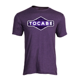 Tocabe Heather Purple T-Shirt