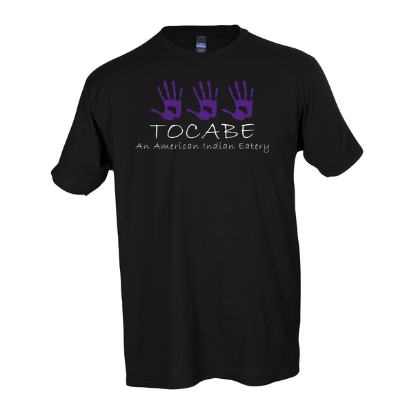 Tocabe 2008 Original No Reservations Needed T-shirt