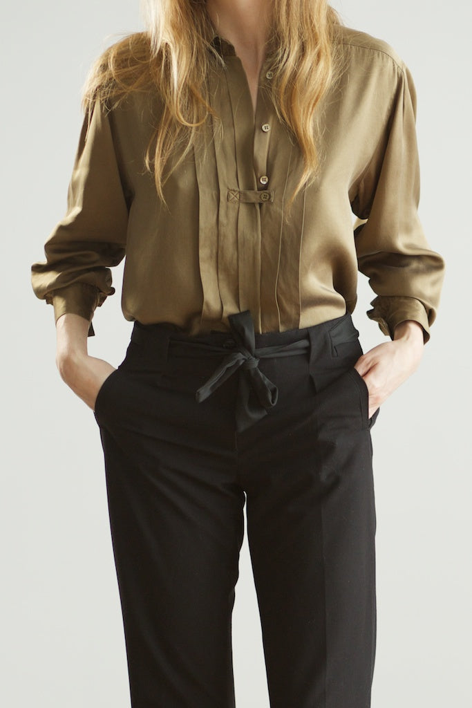 RODIER Silk Blouse