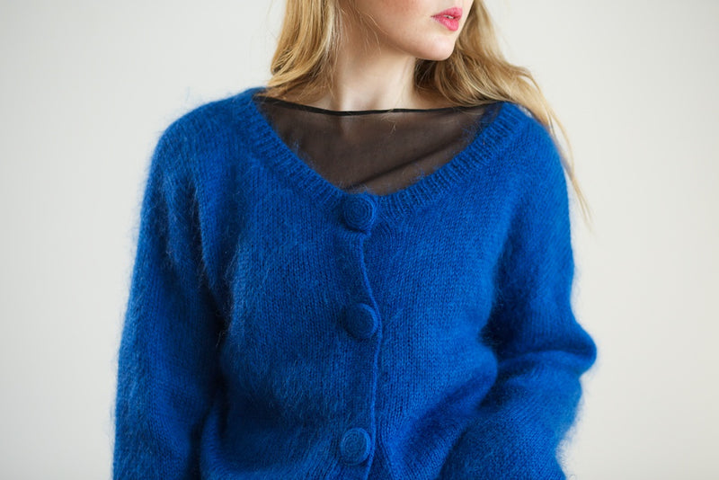 Molly Mohair Sweater