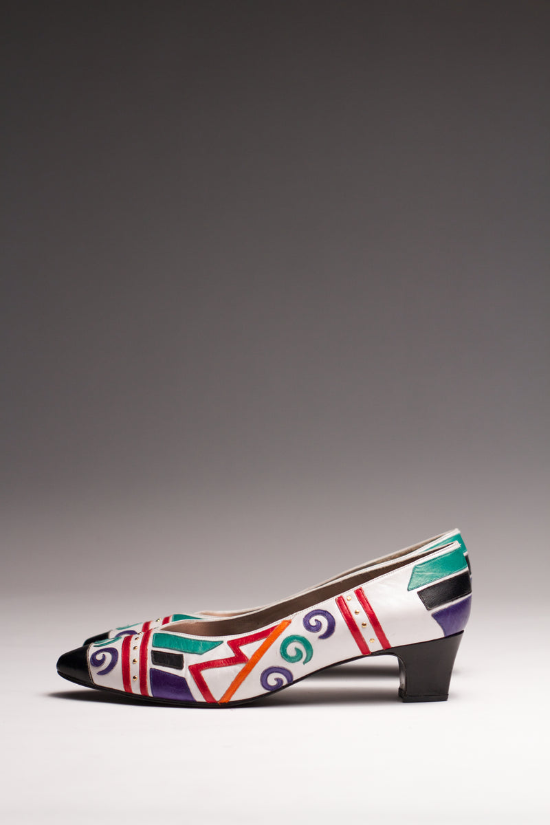 Margaret Gerrold Shoes
