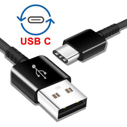 USB Type C Charger Cable  Compatible with Samsung Galaxy S10e S10 S9 S8 Plus Active Note 9 8 and More