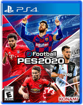 Pro Evolution Soccer 2019 (PES 2020) - PlayStation 4
