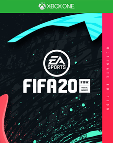 FIFA 20 Ultimate Edition -  XBOX ONE (Pre-Order)