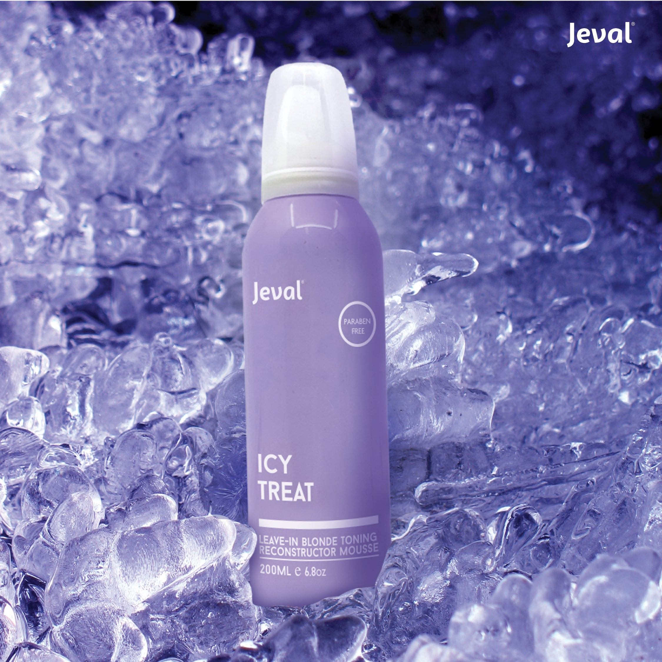 Jeval Icy Treat Reconstructor Mousse
