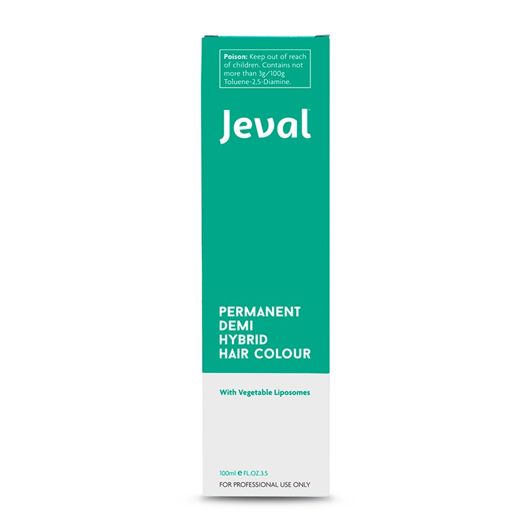 Jeval Italy Hair Colour - 7.00-Jeval-Beautopia Hair & Beauty