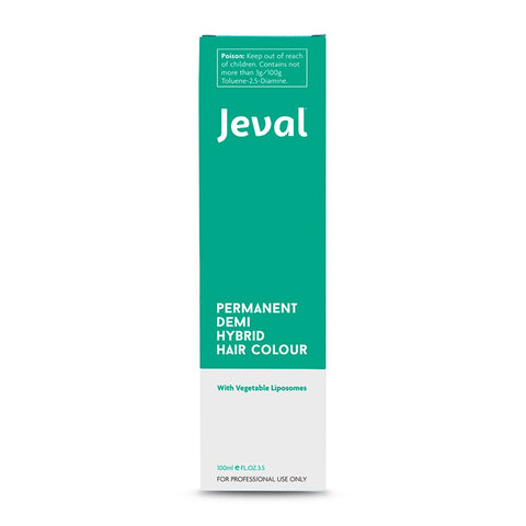 Jeval Italy Hair Colour - 7.0X-Jeval-Beautopia Hair & Beauty