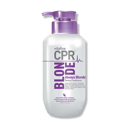 VitaFive CPR Always Blonde Voilet + Blue Conditioner 900ml-VitaFive-Beautopia Hair & Beauty