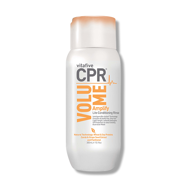 CPR Vitafive Volume Amplify Lite Conditioning Rinse 300ml - Beautopia Hair & Beauty
