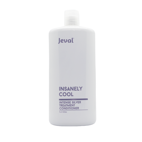 Jeval Insanely Cool Intense Silver Treatment Conditioner 1 litre