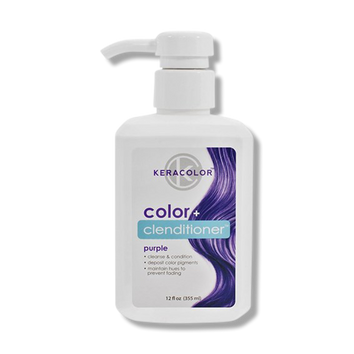Keracolor Color Clenditioner Colour - Purple 355ml-Keracolor-Beautopia Hair & Beauty