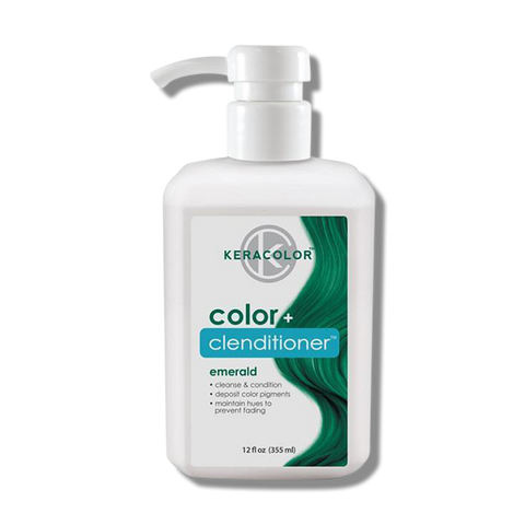 Keracolor Color Clenditioner Colour Emerald 355ml