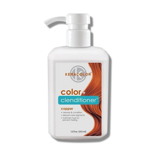 Keracolor Color Clenditioner Colour Copper 355ml