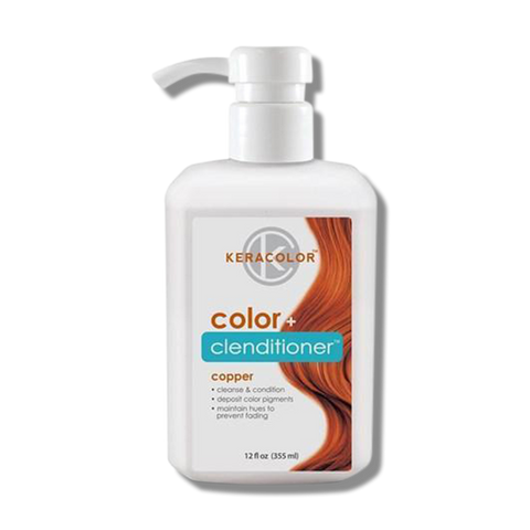 Keracolor Color Clenditioner Colour Copper 355ml - Beautopia Hair & Beauty