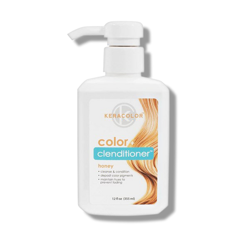 Keracolor Color Clenditioner Colour Honey 355ml-Keracolor-Beautopia Hair & Beauty