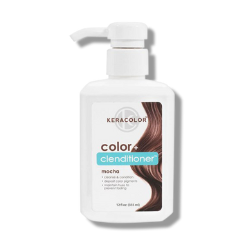 Keracolor Color Clenditioner Colour Mocha 355ml-Keracolor-Beautopia Hair & Beauty