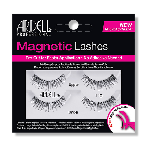 Ardell Magnetic Lashes - Pre-Cut 110-Ardell Lashes-Beautopia Hair & Beauty