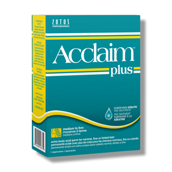 Acclaim Plus Extra Body Acid Perm-Zotos Professional-Beautopia Hair & Beauty