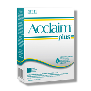 Acclaim Plus Regular Perm Soft Acid Perm