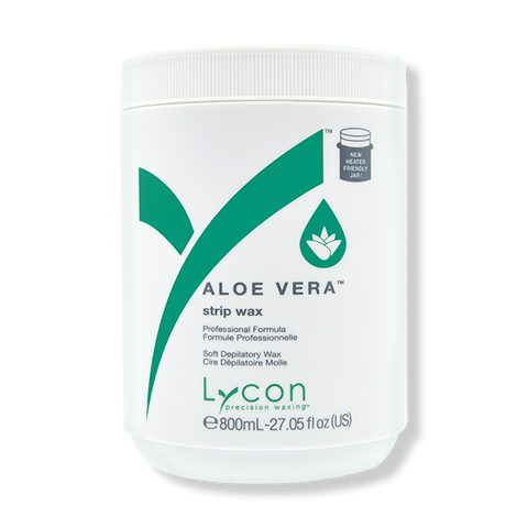 LYCON Strip Wax Aloe Vera - 800ml-Lycon-Beautopia Hair & Beauty