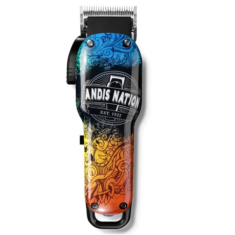 Andis US PRO Li Cordless Fade Clipper - Fade Nation Limited Edition