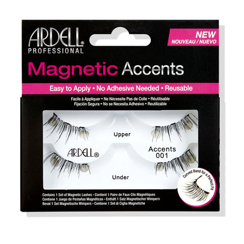 Ardell Magnetic Lashes - Accents 001 - Beautopia Hair & Beauty