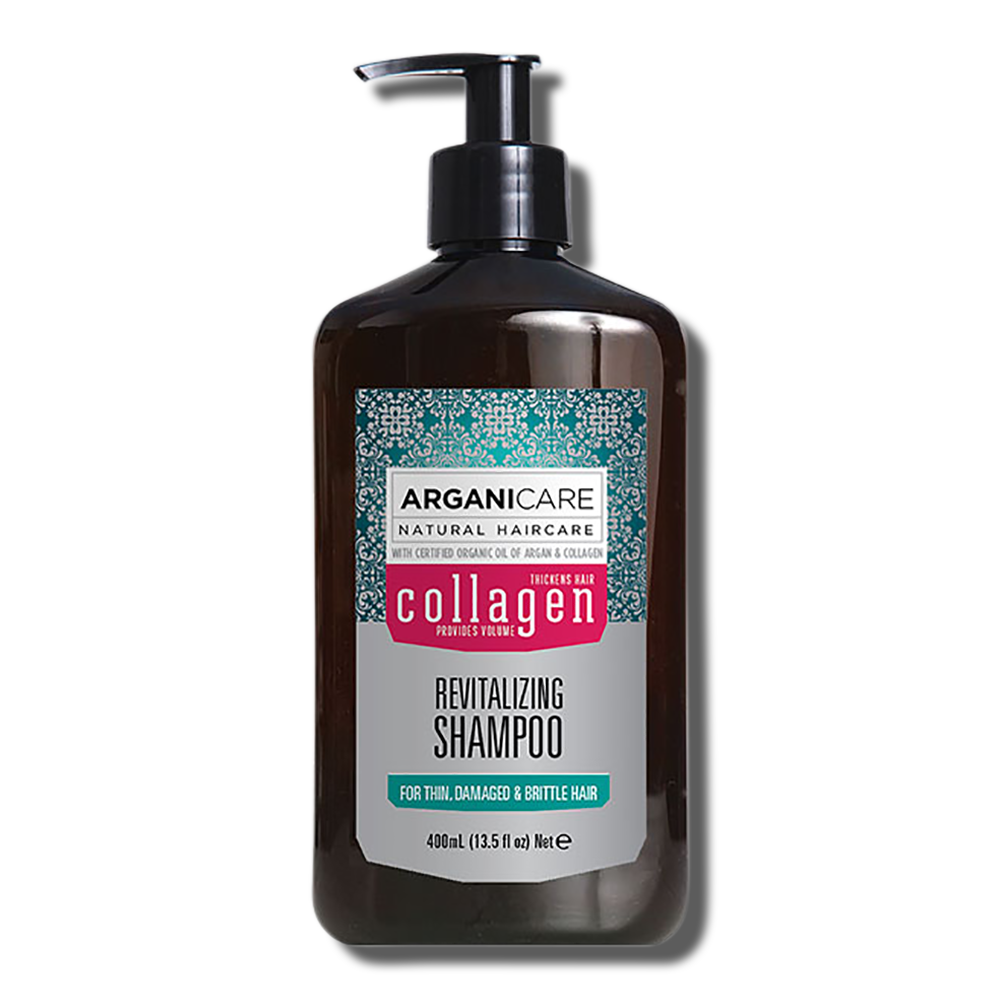 Arganicare Collagen Revitalizing Shampoo - 400ml